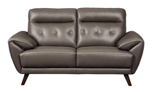 Sissoko Loveseat - Genuine Leather