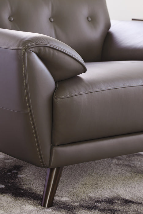 Sissoko Chair - Genuine Leather