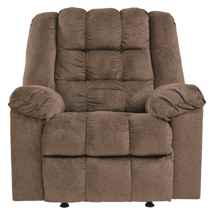 Drakestone Rocker Recliner - 2 Colors - Massage & Heat