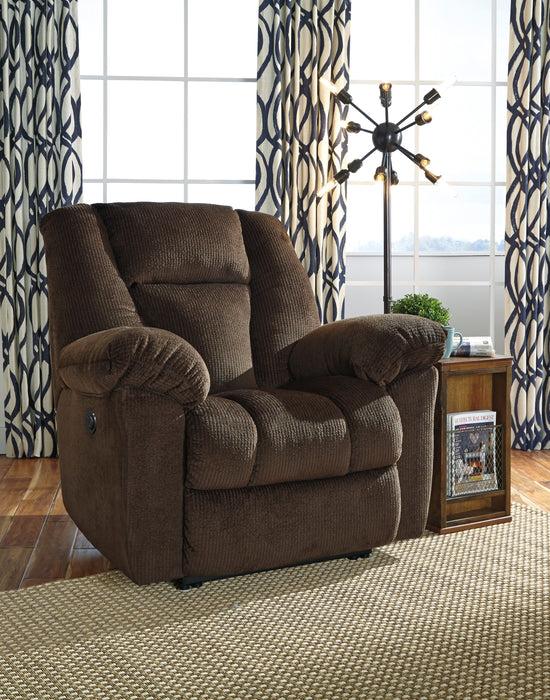 Nimmons - Zero Wall Recliner - 2 Colors - Optional Power