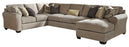 Pantomine Chaise Sectional