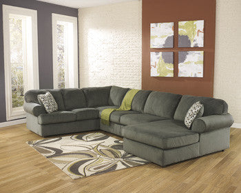 Jessa Place Sectional in 3 Colors