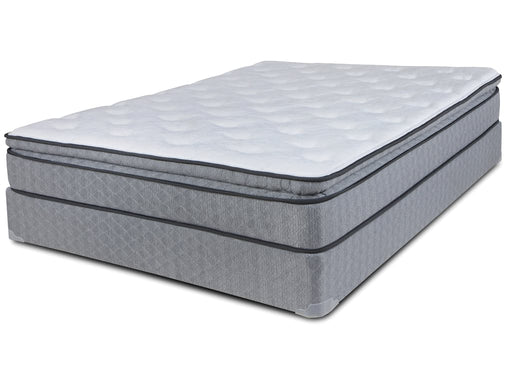 SARANAC PILLOWTOP MATTRESS ONLY