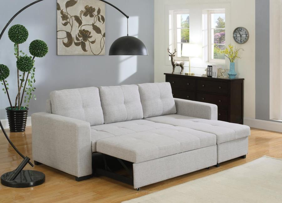 Everly Sleeper Sectional - 2 Color Options