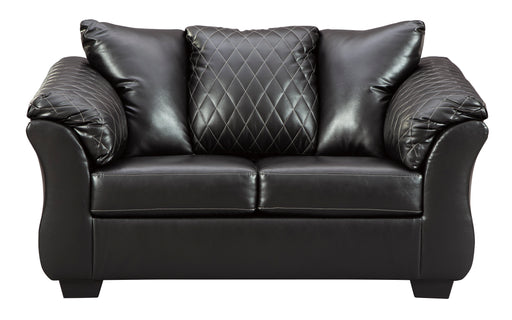 Betrillo Loveseat - 2 Colors