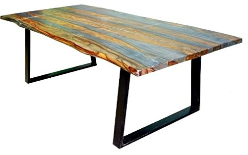 Jamestown Dining Table - LIVE EDGE