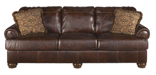 Axiom Sofa - Genuine Leather