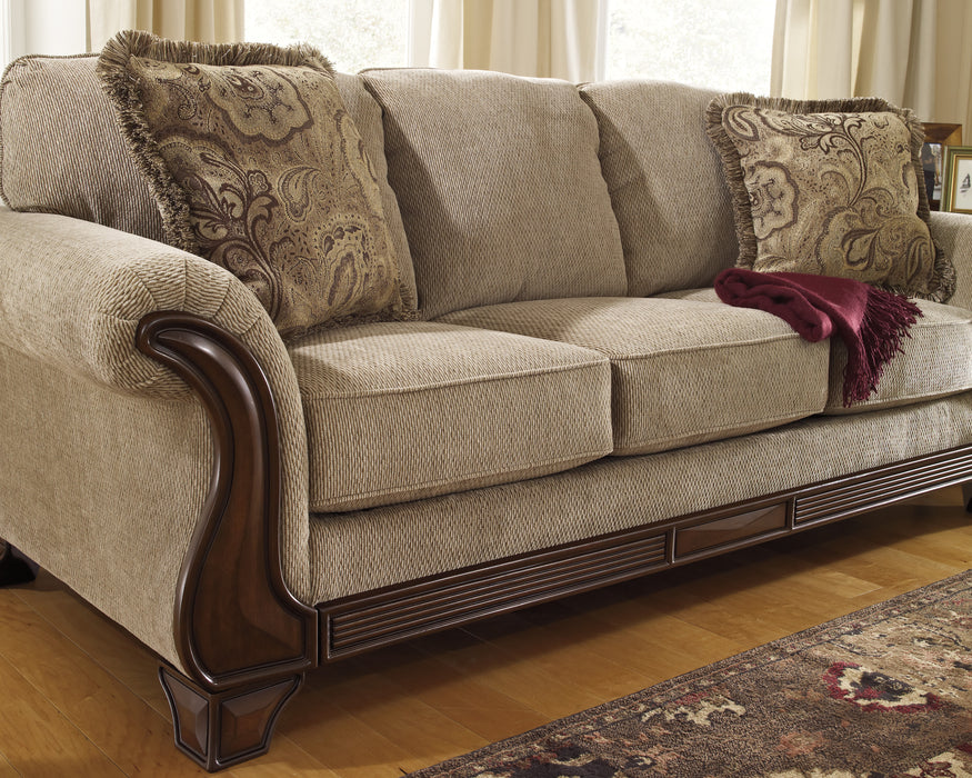 Lanett Sofa Sleeper - Barley
