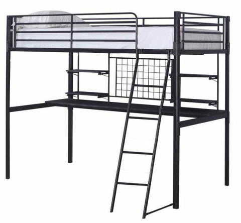 Boltzero Loft - Youth Loft Bunk Bed - 2 Colors