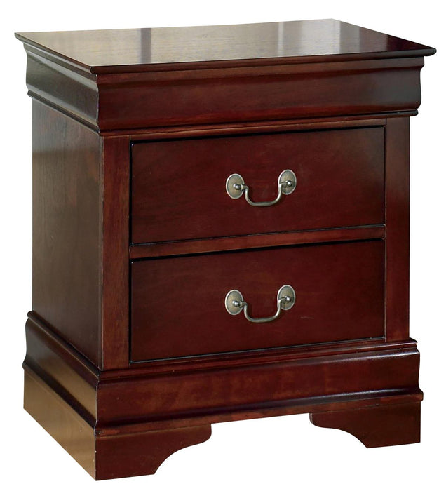 Alisdair Two Drawer Nightstand