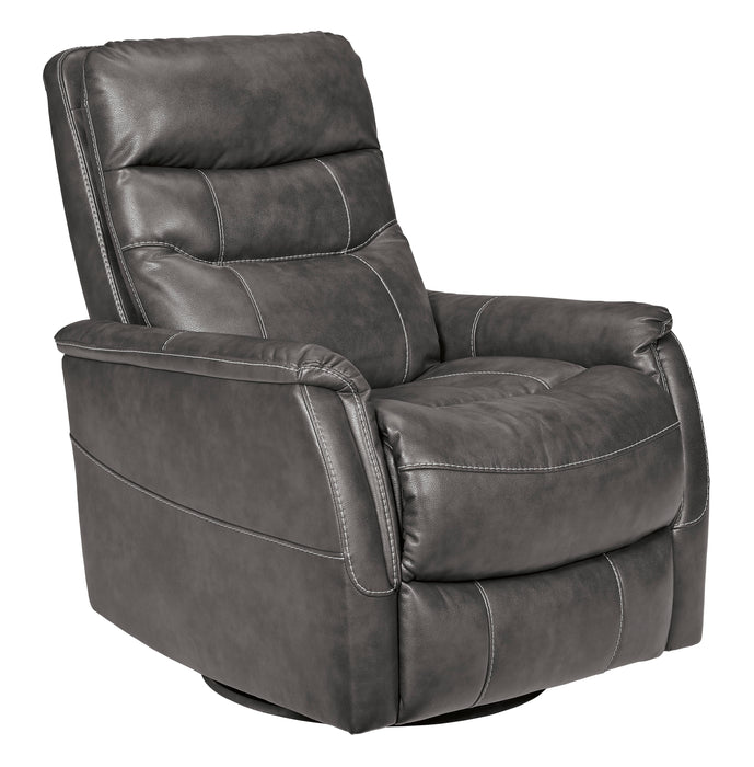 Riptyme Swivel Glider Recliner