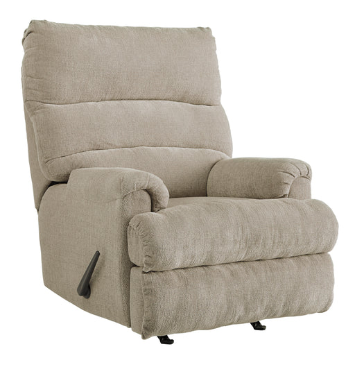 Man Fort Rocker Recliner - 3 Colors