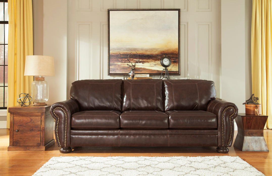Banner Sofa - Genuine Leather
