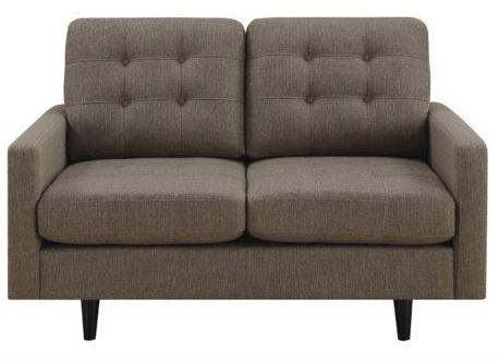 Kesson - Loveseat - Brown