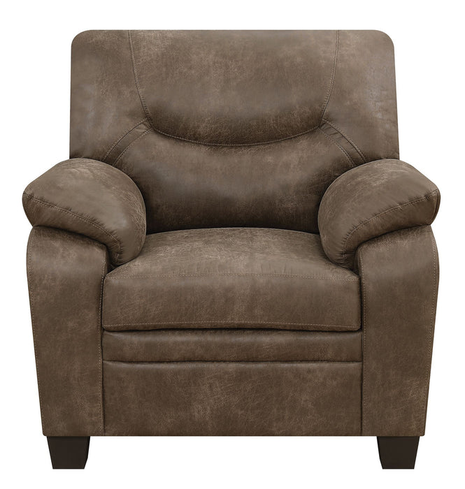 Meagan Chair - Brown