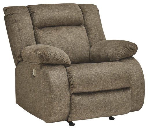 Burkner PWR Rocker Recliner- 2 COLORS