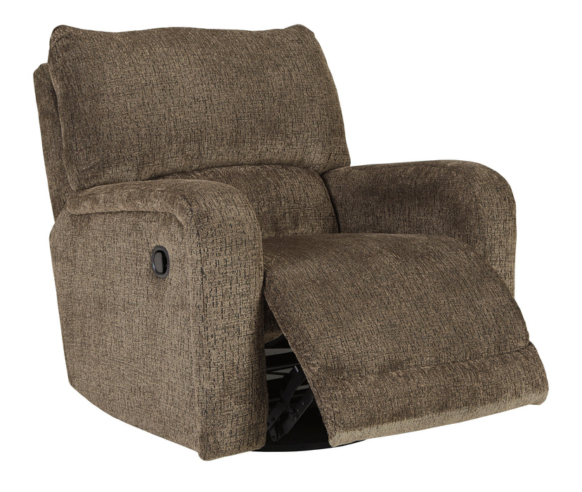 Wittlich Swivel Glider Recliner - 2 Colors
