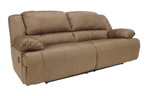 Hogan - Reclining Sofa - Mocha