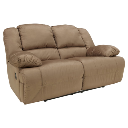 Hogan - Reclining Loveseat - Mocha