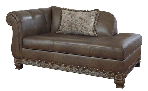 Malacara Chaise - Genuine Leather