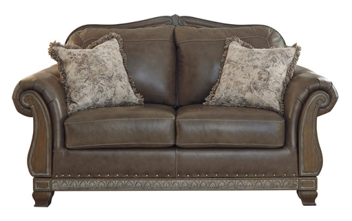 Malacara Loveseat - Genuine Leather