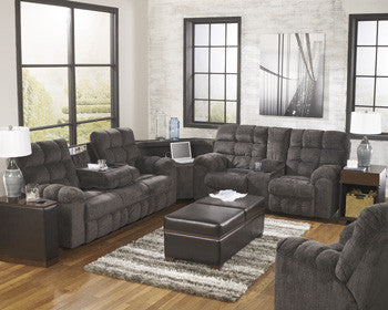 Acieona - Reclining Sectional in 3 Options