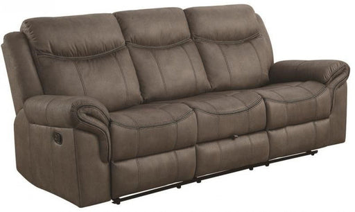 Sawyer - Reclining Sofa w/ Drop Down Table - 2 Colors