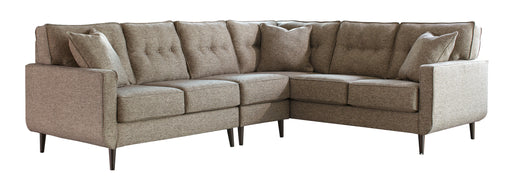 Dahra Extendable Sectional - Jute
