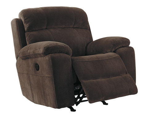 Uhland - Power Recliner w/ Adjustable Headrest