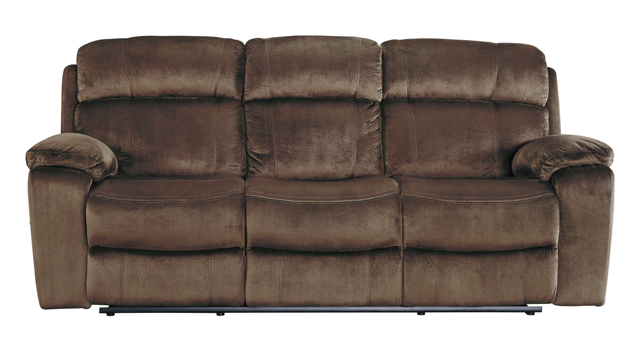 Uhland - Power Reclining Sofa w/ Adjustable Headrest