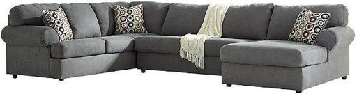 Jayceon Sectional w/ Chaise in 2 Colors