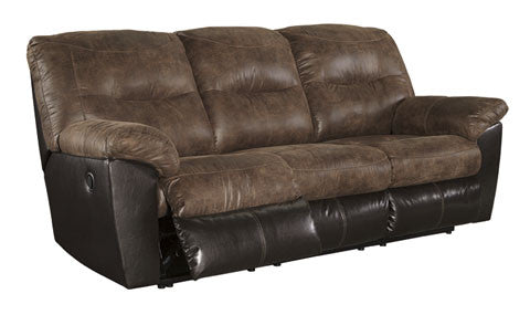 Follett - Reclining Sofa - Coffee