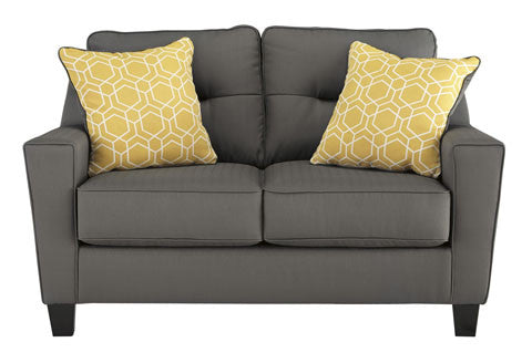Forsan Nuvella Loveseat in 3 Colors