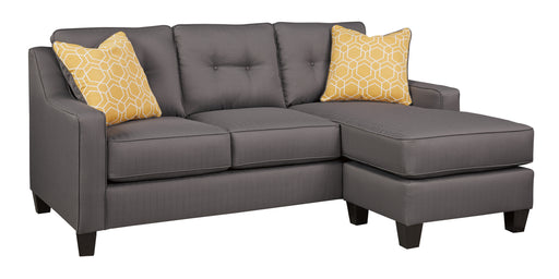 Aldie Nuvella Queen Sofa Chaise Sleeper in 3 Colors