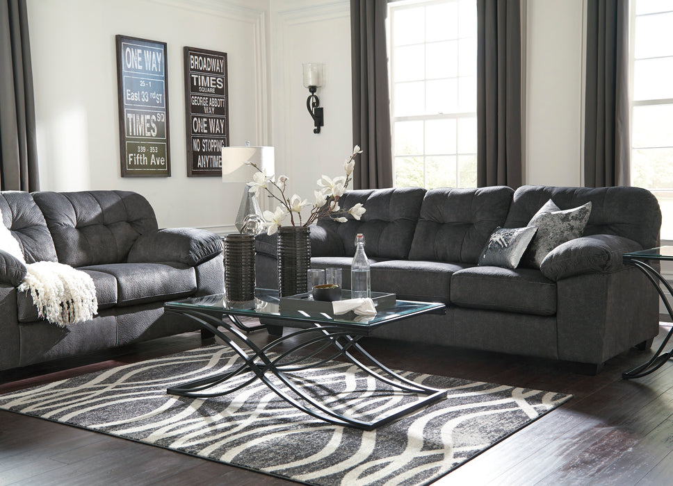 Accrington Loveseat - 2 Colors