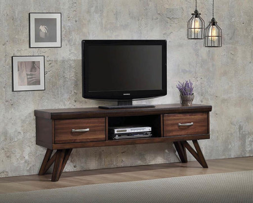 Park Rapids Rustic Walnut 60″ TV Console