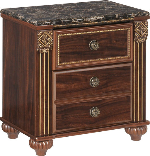 Gabriela Two Drawer Nightstand