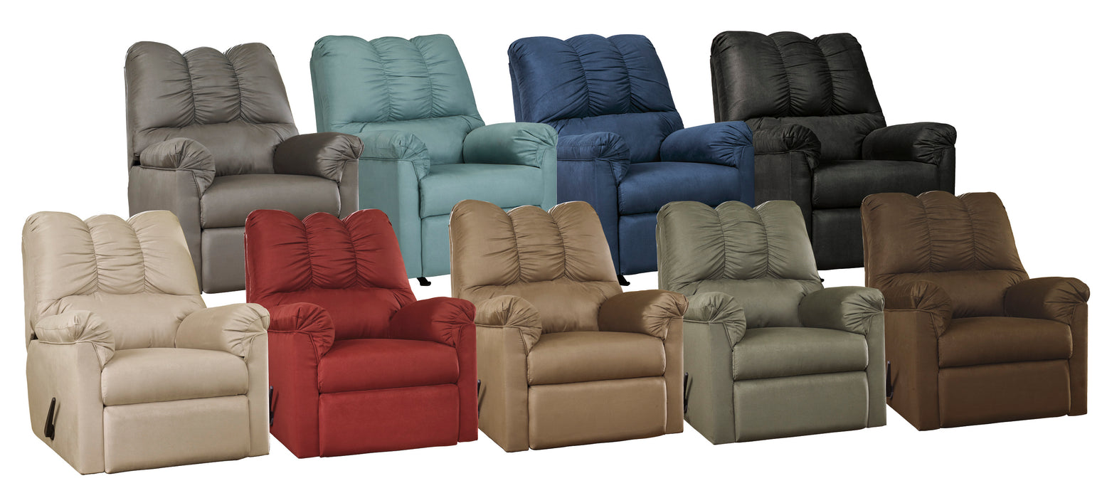 Darcy - Rocker Recliner - 9 Colors