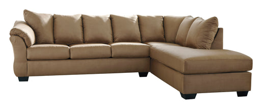 Darcy Sectional Chaise in 9 Colors
