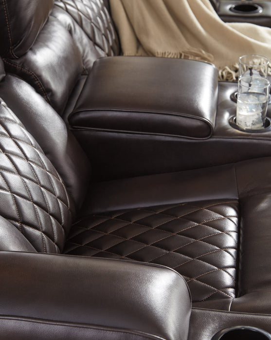 Warnerton - Power Sofa w/ Adjustable Headrest