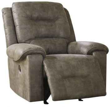 Rotation - Rocker Recliner - Optional Power