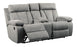 Mitchiner - Reclining Loveseat w/ Console