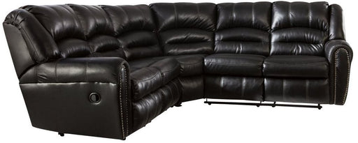 Manzanola Reclining Sectional in 2 Colors