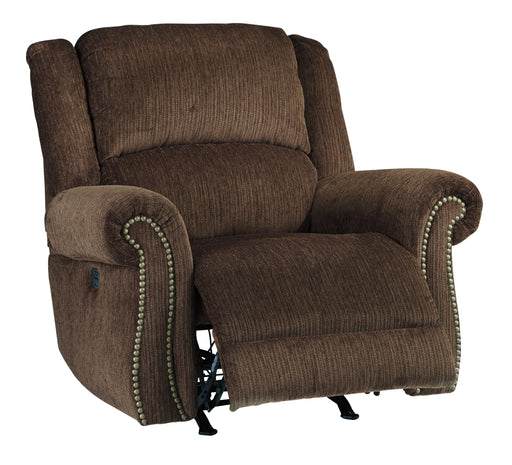 Goodlow - Power Recliner w/ Adjustable Headrest
