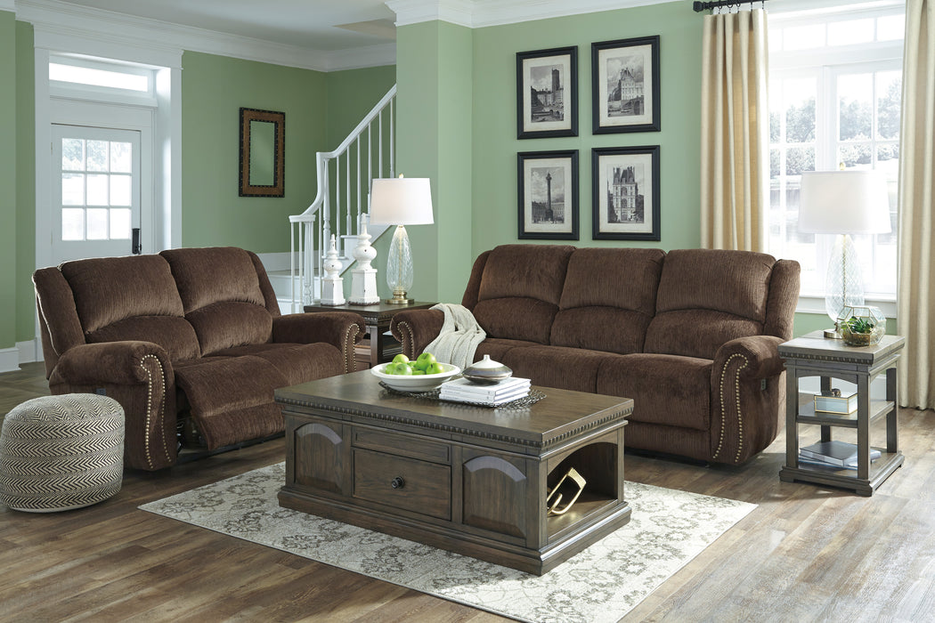 Astonishing Goodlow Power Reclining Sofa W Adjustable Headrest Onthecornerstone Fun Painted Chair Ideas Images Onthecornerstoneorg