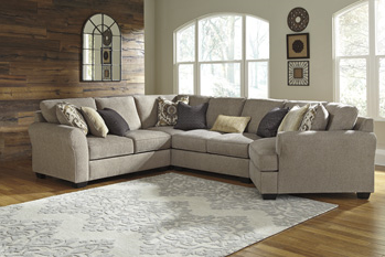 Pantomine Cuddler Sectional