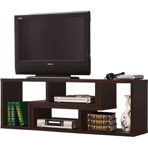 TV Console/Bookcase - Multi Position - 3 Colors