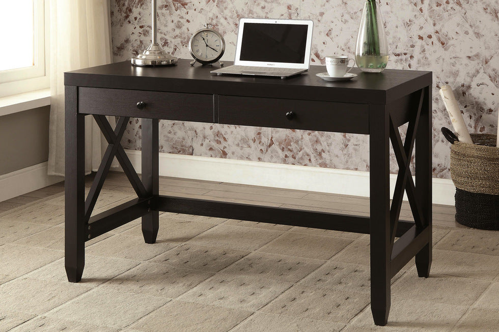 Humfrye Writing Desk - Cappuccino