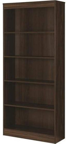 Classic 5 Shelf Bookcase -  3 Colors