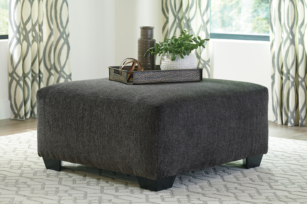 Ballinasloe Oversized Ottoman - 2 Colors